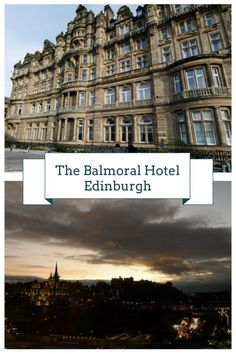The Balmoral Hotel Edinburgh - a Trip to Edinburgh for the Christmas Market and to experience the luxury of the Balmoral Hotel. Top Hotels, Best Hotels, Amazing Destinations, Travel Destinations, Edinburgh Hotels, Edinburgh Scotland, British Travel, British Countryside, London Life