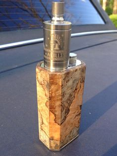 Very nice mod. #wood #wooden #handmade #rda #rba #boxmods #vaping #vape #vapor #vapemod #18650 #unregulated #driplife #vapelife #vapeon #vapehard #vapenation #vapecommunity #LiquidSoulVapor #unhingeTheOrdinary