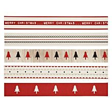 Buy John Lewis Merry Christmas Paper Chains, x200 Online at johnlewis.com