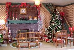 Mini-Mum   Christmas Miniatures Gallery 1
