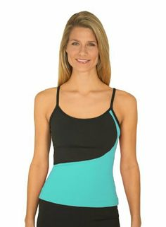 Best (3015-AQ-S) Color-blocked Cami Top Promo Offer - http://www.buyinexpensivebestcheap.com/21565/best-3015-aq-s-color-blocked-cami-top-promo-offer/?utm_source=PN&utm_medium=marketingfromhome777%40gmail.com&utm_campaign=SNAP%2Bfrom%2BOnline+Shopping+-+The+Best+Deals%2C+Bargains+and+Offers+to+Save+You+Money   Active Shirts & Tees, Fit Couture, Sporting Goods, Zumba Apparel, Zumba Shirt, Zumba Shirts, Zumba Top, Zumba Tops