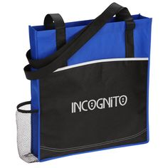 Bags | Totes | Boardwalk Convention Tote (Item No. 118693) from only $1.29 ready to be imprinted by 4imprint Promotional Products