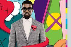 Robocop. Kanye West.