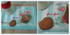 Biscotti integrali al miele e olio d'oliva