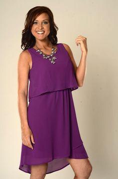 Hi-Lo You Doing Dress KashCollection.com  $42.00