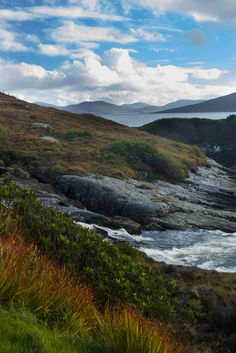 Abhainsuidhe, Isle of Harris, Scotland by Christopher Swan Places To Travel, Places To See, Isle Of Harris, Outer Hebrides, England, Scotland Travel, British Isles, Countryside, Beautiful Places
