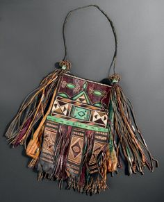 Bag. Tuareg, Agadez, Air, Niger