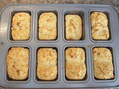 Garlic herb muffins 003