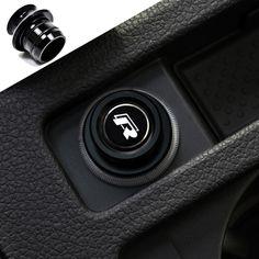 Aluminum Black R Car Cigarette Lighter plug ($12)