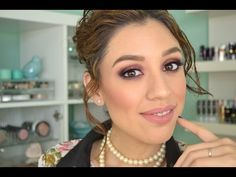 ▶ Tutorial   Urban Decay Vice3 - Cranberry - YouTube
