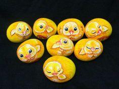 Rockpainting - Chicks 0001