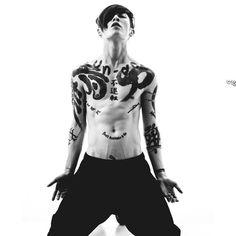 Miyavi i want a boyfriend just like this mmmmmmmmm d for Miyavi tattoos gallery