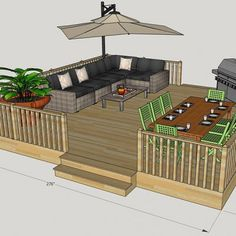 floating deck Archives – The House of Wood - Modern Design Wood Deck Plans, Floating Deck Plans, Floating House, Floating Shelves, Outdoor Deck Decorating, Outdoor Decor, Deck Seating, Backyard Renovations, Deck Renovation Ideas