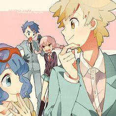 Inazuma Eleven GO Image - Zerochan Anime Image Board Manga Anime, Anime Art, Joker Face, Inazuma Eleven Go, Boy Art, Anime Ships, Kawaii Anime, The Incredibles, Animation
