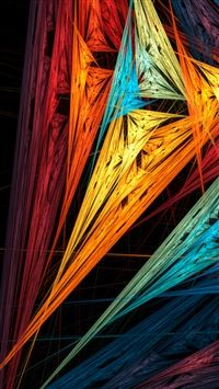 Colorful Sharp Shapes iPhone 6 Wallpaper Source by kocaelihalil Qhd Wallpaper, Abstract Iphone Wallpaper, Apple Wallpaper Iphone, Phone Screen Wallpaper, Rainbow Wallpaper, Graphic Wallpaper, Geometric Wallpaper, Cellphone Wallpaper, Colorful Wallpaper
