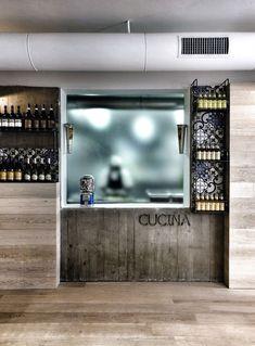 Kook: klassische Dekoration, neuer Trend in Italien
