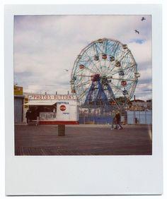 Graham Johnstone: Polaroid 600 work from 2003-2005