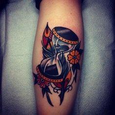 tatuajes con colores para hombres full color