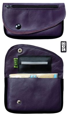 Porta tabacco in pelle-Tanyta Pouch Tutorial, Hip Bag, Camera Accessories, Tote Bag, Wallet, Purses, Interior, Sewing Projects, Leather