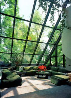 Architects Residence, Bridgehampton, New York by Preston T. Phillips