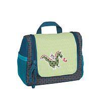 Lassig Mini Wash Bag - Dragon