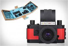 LOMOGRAPHY KONSTRUKTOR - http://www.gadgets-magazine.com/lomography-konstruktor/