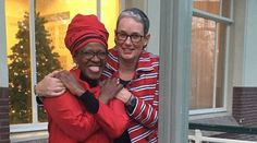 Desmond Tutu's Daughter Leaves Ministry for Refusal to Recognize Her Same-sex Marriage.