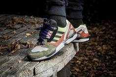 The adidas Originals ZX 8000 is available at our shop now! EU 41 1/3 - 47 1/3 | 110,-€