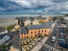 Visitors to Laytown and Bettystown Links Golf Club, East