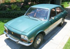 Rescued From The Cold: 1973 Peugeot 504 - http://barnfinds.com/rescued-from-the-cold-1973-peugeot-504/