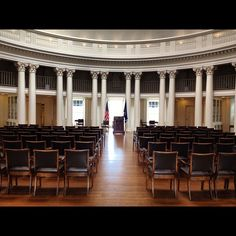 #UVa Dome Room in #TheRotunda