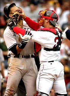 Best moment in baseball history!! 👍✔⚾