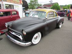 1952 chevy coupe, via Flickr.