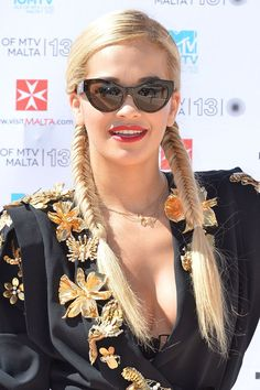 Rita Ora at Isle of MTV Malta June 26, 2013