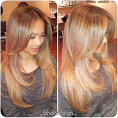 AMAZING COLOR  | BEAUTIFUL HAIR  | M E G H A N ♠ M A C K E N Z I E