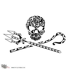 Tatuaggio di Sea shepherd, Logo tattoo - custom tattoo designs on TattooTribes.com