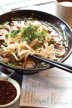 Best Asian Noodle Dishes in Seattle (photo by Hayley Young for Seattle magazine) #food #restaurants