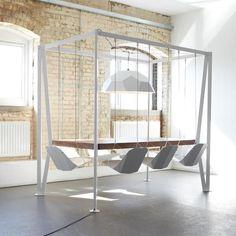 Swing Table - Duffy London