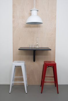 The Café Retro barstool, available in different colors!