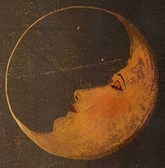Love this Man in the Moon image from Paris Traveler. Listen to Jake Bugg's Man on the Moon song on YouTube. I love it!