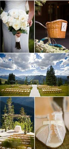 This is so beautiful. I wanna get marry in Aspen mountain, CO. I fell in love with that city.