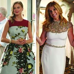 Best Dressed Woman on TV Bracket: Vote in Round 2  #InStyle