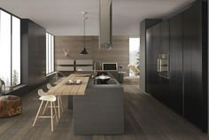 Modulnova Blade keuken - Startpagina voor keuken ideeën | UW-keuken.nl
