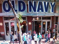 Old Navy San Francisco