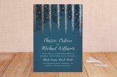 Strands Of Lights by Hooray Creative at minted.com