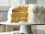 Coconut cake, low carb version