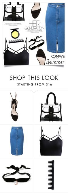 """""""Soft Grunge"""" by violet-peach ❤ liked on Polyvore featuring Sophia Webster, Aamaya by priyanka, GHD and MAC Cosmetics"""