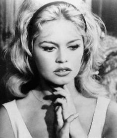 Style Icon: Brigitte Bardot photo Amy Scarlata's photos - Buzznet