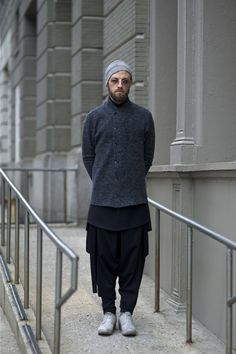 An Unknown Quantity | New York Fashion Street Style Blog by Wataru Bob Shimosato | ニューヨークストリートスナップ: men
