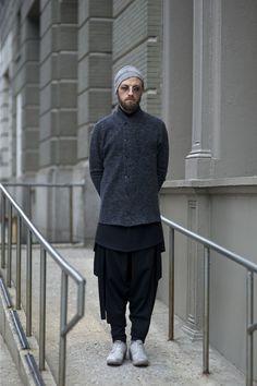 An Unknown Quantity | New York Fashion Street Style Blog by Wataru Bob Shimosato | ニューヨークストリートスナップ: #350 Jona on Hudson St.